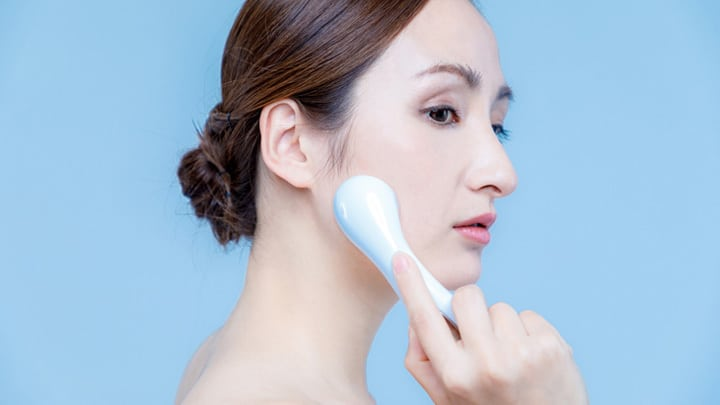 face massage roller